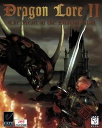 Game Box for Dragon Lore II: The Heart of the Dragon Man (PC)