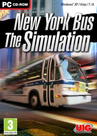 Okładka New York Bus Simulator (PC)