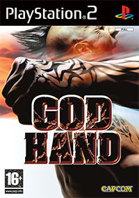 Okładka God Hand (PS2)