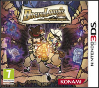 Okładka Doctor Lautrec and the Forgotten Knights (3DS)