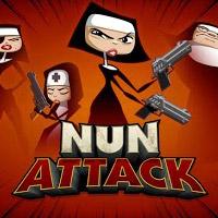 Okładka Nun Attack (PSV)