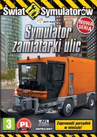 Okładka Road Sweeper Simulator 2011 (PC)
