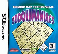 Okładka Sudoku Mania (NDS)