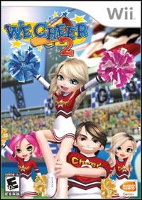 Okładka We Cheer 2 (Wii)