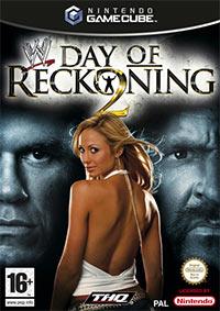 Okładka WWE Day of Reckoning 2 (GCN)