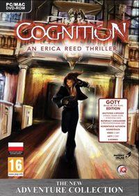 Okładka Cognition: An Erica Reed Thriller (PC)