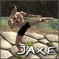 Okładka Jaxe (PC)