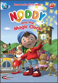 Okładka Noddy and The Magic Clock (PC)