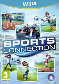 Okładka Sports Connection (WiiU)