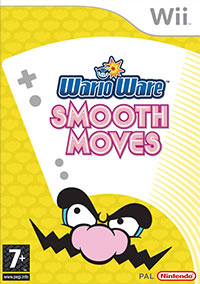 Okładka WarioWare: Smooth Moves (Wii)
