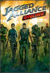 Okładka Jagged Alliance Online (WWW)