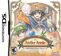 Okładka Atelier Annie: Alchemists of Sera Island (NDS)