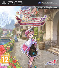 Okładka Atelier Rorona: The Alchemist of Arland (PS3)
