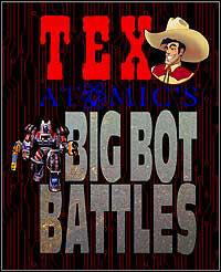 Game Box for Tex's Atomic's Big Bot Battles (PC)