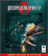 Okładka Archimedean Dynasty (PC)