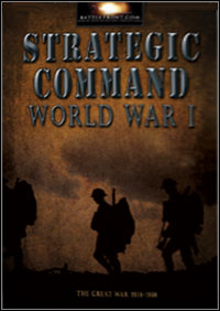 Okładka Strategic Command World War I: The Great War 1914-1918 (PC)
