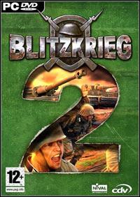 Okładka Blitzkrieg 2 (PC)