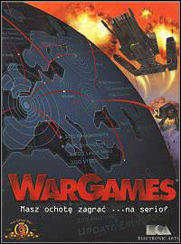Game Box for Wargames: Defcon 1 (PC)
