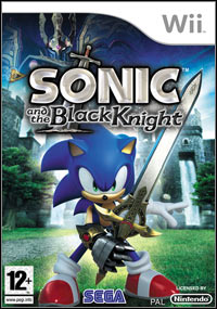 Okładka Sonic and the Black Knight (Wii)