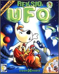 Okładka Reksio i Ufo (PC)