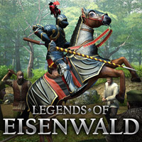 Game Box for Legends of Eisenwald (PC)