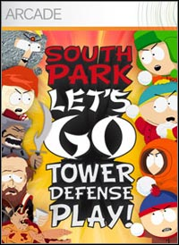 Okładka South Park Let's Go Tower Defense Play! (X360)