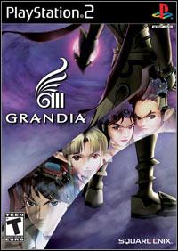 Okładka Grandia III (PS2)