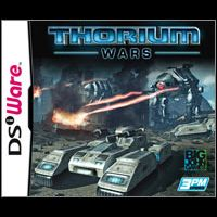 Okładka Thorium Wars (NDS)