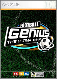 Okładka Football Genius: The Ultimate Quiz (X360)