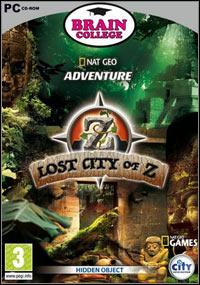 Okładka Nat Geo Adventure: Lost City of Z (PC)