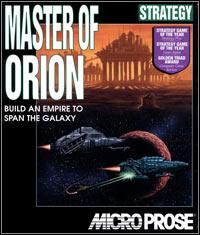 Okładka Master of Orion (PC)