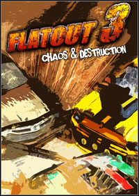 Okładka FlatOut 3: Chaos & Destruction (PC)
