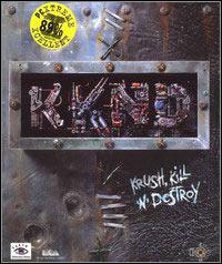 Okładka Krush Kill 'N Destroy (PC)