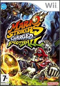 Okładka Mario Strikers Charged Football (Wii)