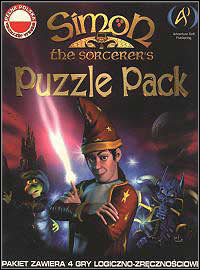 Okładka Simon the Sorcerer's Puzzle Pack (PC)
