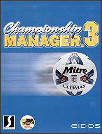 Okładka Championship Manager 3 (PC)