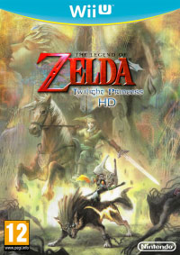 The Legend of Zelda: Twilight Princess HD cover