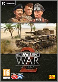 Okładka Theatre of War 2: Africa 1943 (PC)
