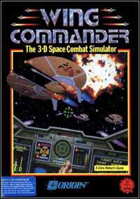Okładka Wing Commander (PC)