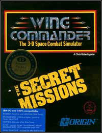 Okładka Wing Commander: The Secret Missions (PC)
