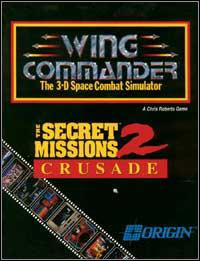Okładka Wing Commander: The Secret Missions 2 - Crusade (PC)