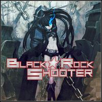 Game Box for Black Rock Shooter (PSP)