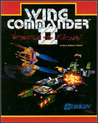 Okładka Wing Commander II: Vengeance of Kilrathi (PC)