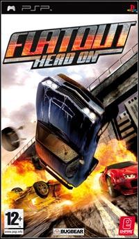 Okładka FlatOut: Head On (PSP)