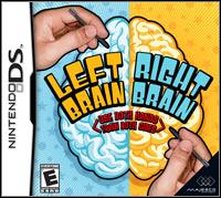 Okładka Left Brain Right Brain (NDS)
