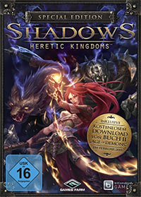 Game Box for Shadows: Heretic Kingdoms (PC)