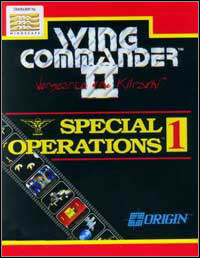 Okładka Wing Commander II: Special Operations 1 (PC)