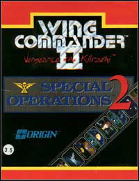 Okładka Wing Commander II: Special Operations 2 (PC)