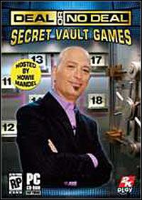 Okładka Deal or No Deal: Secret Vault Games (PC)