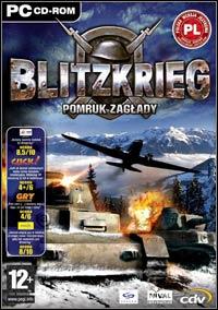 Okładka Blitzkrieg: Rolling Thunder (PC)
